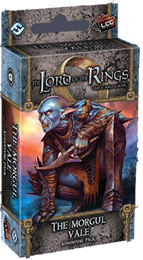 The Lord of the Rings the Card Game: The Morgul Vale Adventure Pack