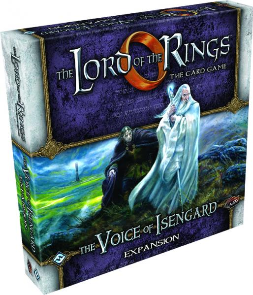 The Lord of the Rings the Card Game: The Voice of Isengard Expansion