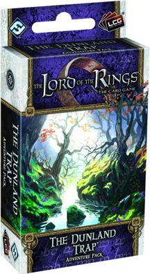 The Lord of the Rings the Card Game: The Dunland Trap Adventure Pack