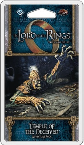 The Lord of the Rings the Card Game: Temple of the Deceived