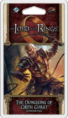 The Lord of the Rings the Card Game: The Dungeons of Cirith Gurat Pack