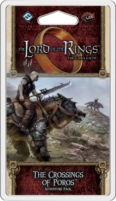 The Lord of the Rings the Card Game: The Crossings of Poros Pack