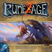 Rune Age Living Card Game - USED - By Seller No: 3226 Ben Rubinstein