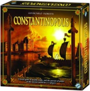 Constantinopolis Board Game - USED - By Seller No: 8123 Nik Spiro