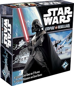 Star Wars: Empire vs Rebellion Card Game