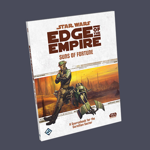 Star Wars: Edge of the Empire: Suns of Fortune - Used