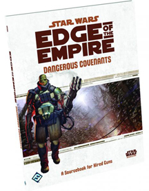 Star Wars: Edge of the Empire: Dangerous Covenants - Used