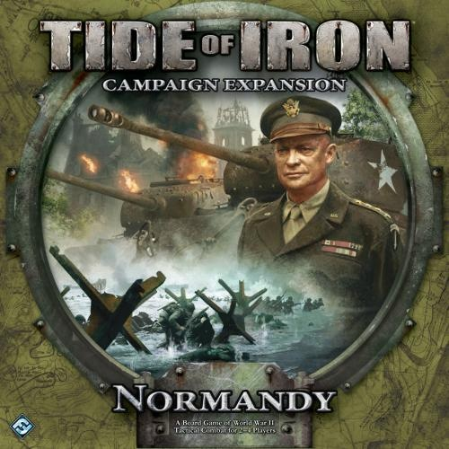 Tide of Iron: Campaign Expansion - Normandy