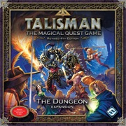 Talisman: the Magical Quest Game: Revised 4th Edition: the Dungeon Expansion
