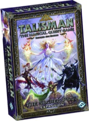 Talisman: the Magical Quest Game: Revised 4th Edition: The Sacred Pool Expansion