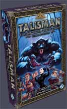 Talisman: the Magical Quest Game: Revised 4th Edition: The Blood Moon Expansion