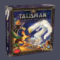 Talisman: the Magical Quest Game: Revised 4th Edition: The City Expansion