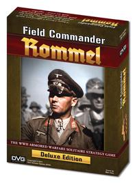 Field Commander Rommel: a WW II Solitaire Strategy Game