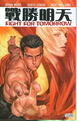Fight For Tomorrow TP (MR)