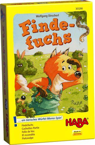 Finderfox Card Game