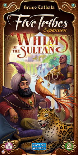 Five Tribes: Whims of the Sultan Expansion
