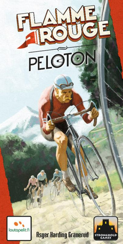 Flamme Rouge: Peloton Expansion