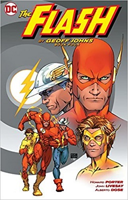 The Flash by Geoff Johns: Volume 4 TP