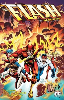 The Flash by Mark Waid: Volume 4 TP