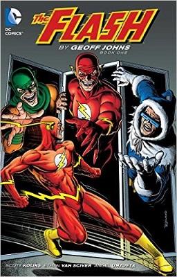 The Flash (Geoff Johns): Volume 1 TP