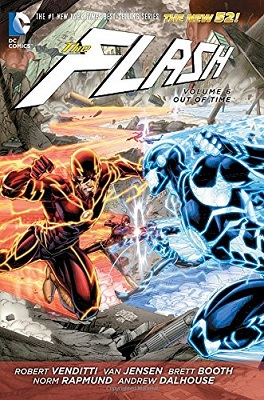 The Flash: Volume 6: Out of Time HC - Used