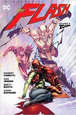 The Flash: Volume 8: Zoom HC - Used