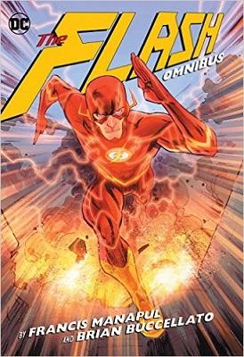 The Flash Omnibus HC (Manapul and Buccellato)