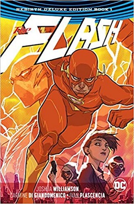 The Flash: Volume 1 HC (Rebirth Deluxe Collection)