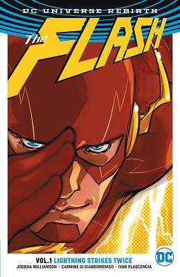 The Flash: Volume 1: Lightning Strikes Twice TP