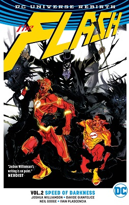 The Flash: Volume 2: Speed of Darkness TP