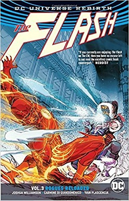 The Flash: Volume 3: Rogues Reloaded TP