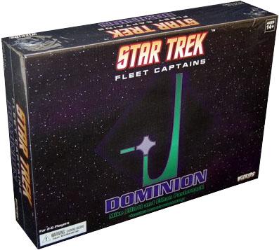 Star Trek Fleet Captains: Dominion Expansion