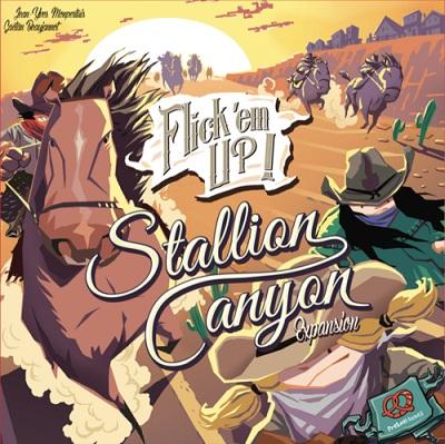 Flick Em Up! Stallion Canyon Expansion