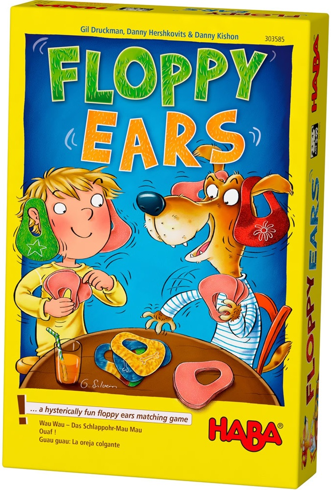 Floppy Ears Card Game