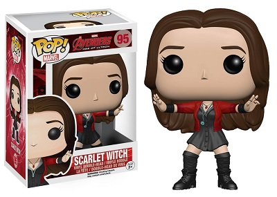 Pop! Movies: Avengers: Age of Ultron: Scarlet Witch