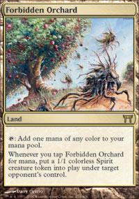Forbidden Orchard (Foil)