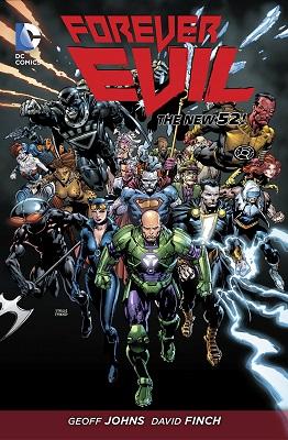 Forever Evil HC - Used