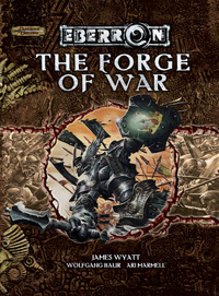 Dungeons and Dragons 3.5 ed: Eberron: the Forge of War
