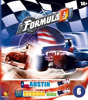Formula D: Expansion 6: Austin/Nevada Ride