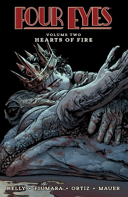 Four Eyes: Volume 2: Hearts of Fire TP (MR)