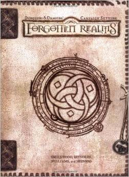 Dungeons and Dragons 3.5 ed: Forgotten Realms Campaign Setting - USED