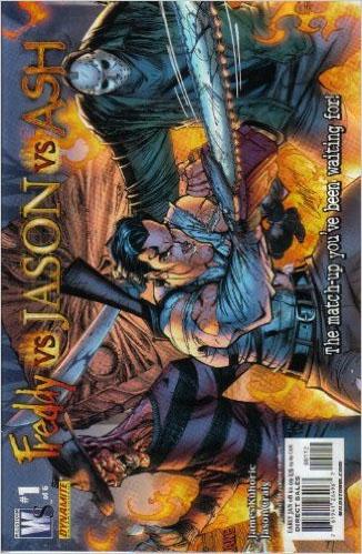 Freddy Vs Jason Vs Ash (2007) Complete Bundle - Used