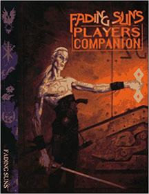 Fading Suns: Players Companion - USED