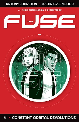 Fuse: Volume 4: Constant Orbital Revolutions TP (MR)
