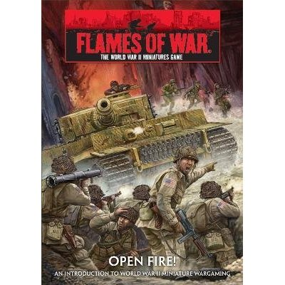 Flames of War: Open Fire - Used