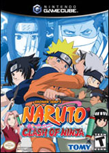 Naruto: Clash of Ninja - Game Cube