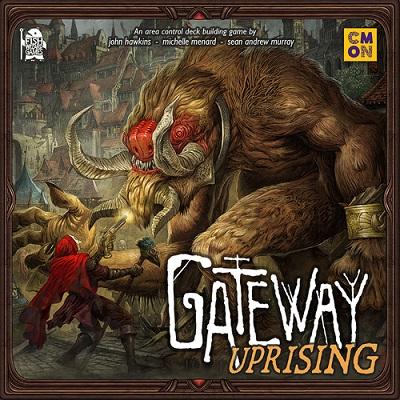 Gateway: Uprising Card Game