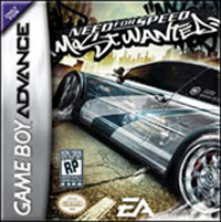 Need for Speed: Most Wanted in Box - GBA