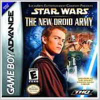 Star Wars: Episode II: The New Droid Army - GBA