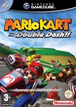 Mario Kart: Double Dash - Game Cube
